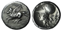 Ancient Coins - Akarnania, Federal Coinage, c. 320-280 BC. AR Stater