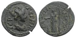 Ancient Coins - Mysia, Germe, 3rd century AD. Æ 22mm