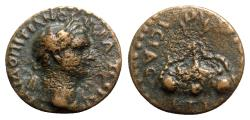 Ancient Coins - Domitian (81-96). Cappadocia, Caesarea-Eusebia. Æ
