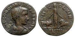 Ancient Coins - Gordian III (238-244). Moesia Superior, Viminacium. Æ - year 4