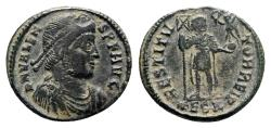 Ancient Coins - Valens (364-378). Æ - Thessalonica