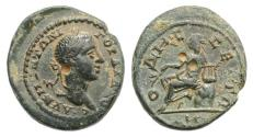 Ancient Coins - Gordian III (238-244). Moesia Inferior, Odessus. Æ 21mm.  R/ APOLLO