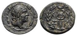 Ancient Coins - Mysia, Kyzikos, c. 1st century AD. Æ