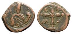 Ancient Coins - Alexius I Comnenus (1081-1118). Æ Tetarteron