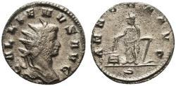 Ancient Coins - Gallienus (253-268). Antoninianus. Rome. R/ ANNONA