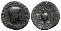 Ancient Coins - Maximus (Caesar, 235/6-238). Æ Sestertius - Rome