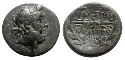 Ancient Coins - Phrygia, Abbaitis, 2nd-1st century BC. Æ