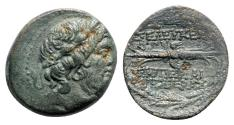 Ancient Coins - Seleukis and Pieria, Seleukeia Pieria, 2nd-1st century BC. Æ