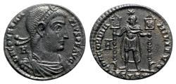 Ancient Coins - Constantius II (337-361). Æ - Siscia
