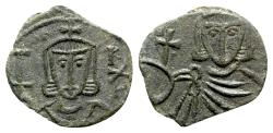 Ancient Coins - Michael I (811-813). Æ 40 Nummi - Syracuse