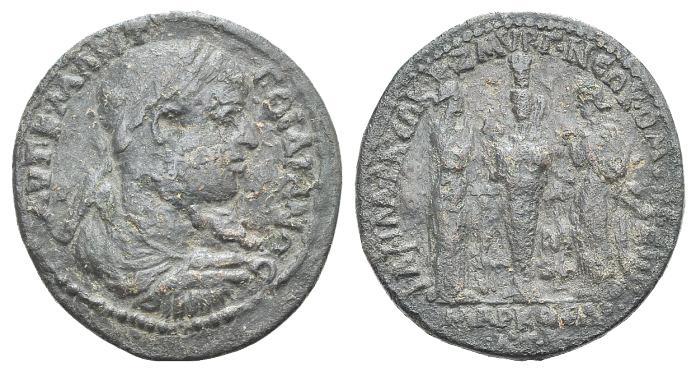 Ancient Coins - Lydia, Philadelphia. Gordian III (238-244). Æ