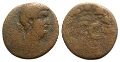 Ancient Coins - Lucius Verus (161-169). Seleucis and Pieria, Antioch. Æ As