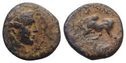 Ancient Coins - Seleukid Kings, Seleukos I (312-281 BC). Æ