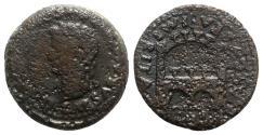 Ancient Coins - Tiberius (14-37). Spain, Emerita. Æ As