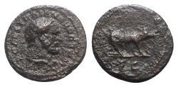 Ancient Coins - Trajan (98-117). Æ Quadrans - Rome - Hercules / Boar