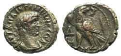 Ancient Coins - Gallienus (253-268). Egypt, Alexandria. BI Tetradrachm. Alexandria, 266/7.