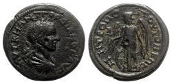 Ancient Coins - Gordian III (238-244). Moesia Inferior, Tomis. Æ 4 Assaria - R/ Nemesis