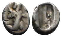 Ancient Coins - Achaemenid Kings of Persia, c. 485-420 BC. AR Siglos