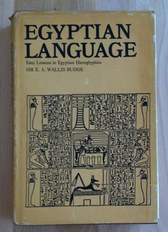 how to speak ancient egyptian language