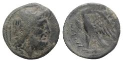 Ancient Coins - Sicily, Akragas, c. late 2nd century BC. Æ