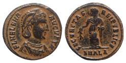 Ancient Coins - Helena (Augusta, 324-328/30). Æ Follis - Alexandria - R/ Securitas