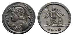 Ancient Coins - Commemorative Series, 330-354. Æ Follis - Treveri
