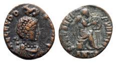 Ancient Coins - Aelia Eudoxia (Augusta, 400-404). Æ - Antioch