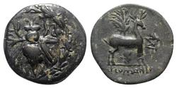 Ancient Coins - Ionia, Ephesos, late 2nd-early 1st century BC. Æ
