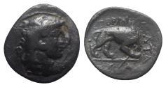 Ancient Coins - Kings of  Macedon, Perdikkas III (365-359 BC). Æ