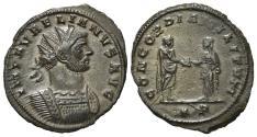 Ancient Coins - Aurelian (270-275). Radiate. Siscia.