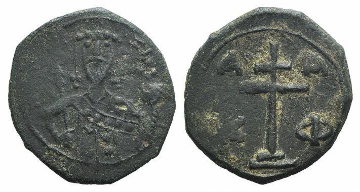 Ancient Coins - Alexius I (1081-1118). NICE Tetarteron. Uncertain Greek mint.