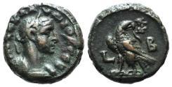 Ancient Coins - Claudius II (268-270). Egypt, Alexandria. BI Tetradrachm, year 2 (269/70). R/ EAGLE