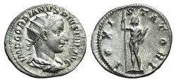 Ancient Coins - Gordian III (238-244). AR Antoninianus. Rome, 241-243. R/ Jupiter