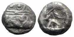 Ancient Coins - Lycia, Phaselis, c. 530-500 BC. AR Stater