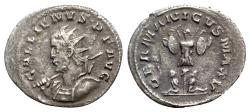 Ancient Coins - Gallienus (253-268). AR Antoninianus - Colonia Agrippina