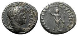 Ancient Coins - Caracalla (198-217). AR Denarius - Rome - R/ Serapis
