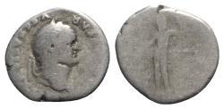Ancient Coins - Vespasian (69-79). AR Denarius - Rome - R/ Jupiter