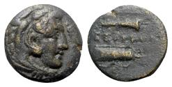 "Ancient Coins - Kings of Macedon, Alexander III ""the Great"" (336-323 BC). Æ"