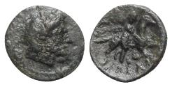 Ancient Coins - Thessaly, Halos, c. 3rd century BC. Æ Chalkous