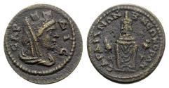 Ancient Coins - Lydia, Sardis. Pseudo-autonomous issue, c. 2nd-3rd century AD. Æ