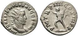 Ancient Coins - Gallienus (253-268). Antoninianus. Rome.  R/ SOL