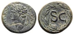 Ancient Coins - Domitian (81-96). Seleucis and Pieria, Antioch. Æ