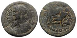 Ancient Coins - Phrygia, Laodikeia. Pseudo-autonomous issue, time of Caracalla to Elagabalus, 198-222). Ӕ
