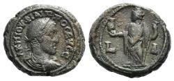 Ancient Coins - Philip I (244-249). Egypt, Alexandria.BI Tetradrachm. Dated RY 4 (246/7).
