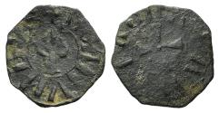 Ancient Coins - Crusaders, Antioch. Bohemund IV (1201-1216). BI Pougeoise