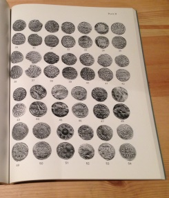 Ancient Coins - Glendining - F. Elmore Jones collection of Anglo Saxon silver pennies. Auction 12-13 May 1971.