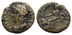 Ancient Coins - Phrygia, Prymnessus. Pseudo-autonomous, time of the Antonines. Æ - RARE