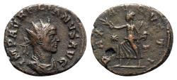 Ancient Coins - Aurelian (270-275). Radiate - Siscia - R/ Pax