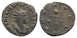 Ancient Coins - Gallienus (253-268). AR Antoninianus - Rome - R/ Pax