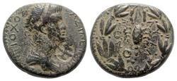 Ancient Coins - Kings of Commagene, Antiochos IV (AD 38-72). Æ